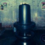 পঞ্চরত্ন শিব মন্দিরের শিব লিঙ্গ, দ্বায়িত্বে থাকা ব্যাক্তির বক্তব্য অনুযায়ী অনেকদিন আমিই প্রথম ব্যাক্তি যে ছবি তোলার অনুমতি পেয়েছিলো